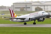 D-AGWW - Germanwings Airbus A319 aircraft