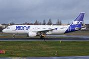 F-GKXR - Joon Airbus A320 aircraft
