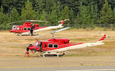 C-FCAN - Wildcat Helicopters Bell 212