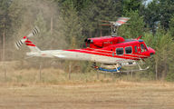 C-FOHK - Wildcat Helicopters Bell 212 aircraft
