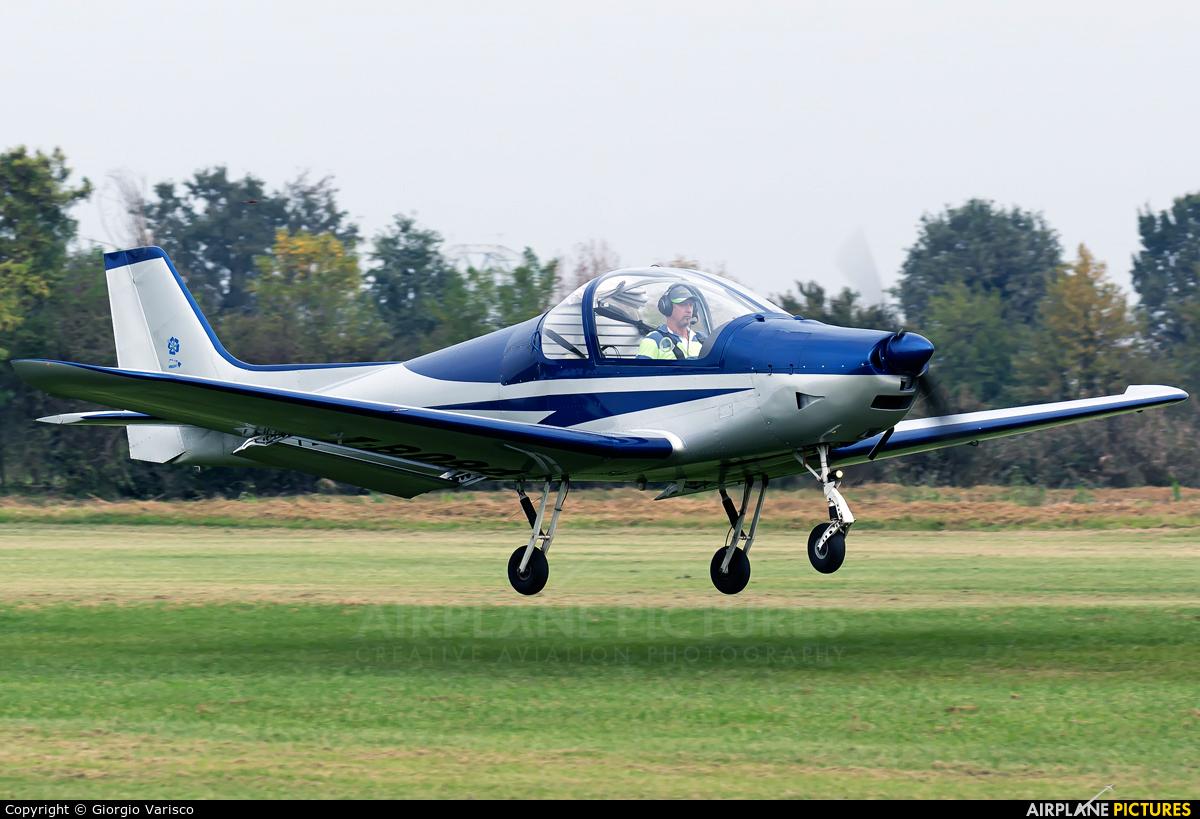 Private I-B084 aircraft at