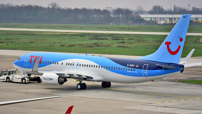 D-ABKA - TUIfly Boeing 737-800