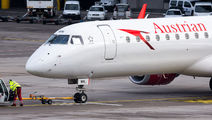 OE-LWK - Austrian Airlines/Arrows/Tyrolean Embraer ERJ-195 (190-200) aircraft