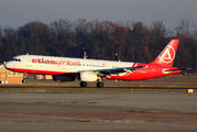 TC-AGS - Atlasglobal Airbus A321 aircraft