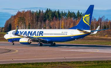 EI-EVB - Ryanair Boeing 737-8AS