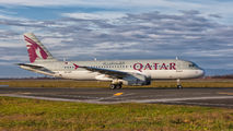 A7-ADF - Qatar Airways Airbus A320 aircraft