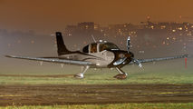 SP-DBA - Private Cirrus SR22T aircraft