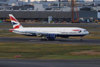 G-YMMJ - British Airways Boeing 777-200ER