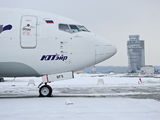 VP-BFS - UTair Boeing 737-500 aircraft