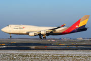 HL7423 - Asiana Cargo Boeing 747-400BCF, SF, BDSF aircraft