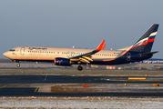 VP-BZA - Aeroflot Boeing 737-800 aircraft