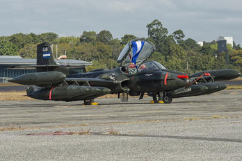 438 - El Salvador - Air Force Cessna A-37B Dragonfly