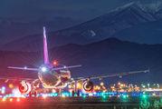 JA814P - Peach Aviation Airbus A320 aircraft