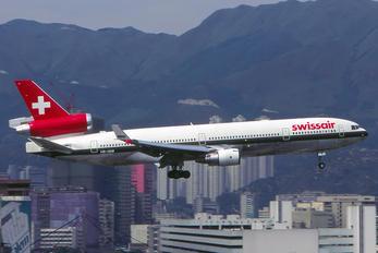 HB-IWM - Swissair McDonnell Douglas MD-11
