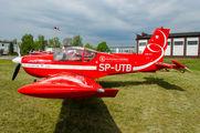 SP-UTB - Grupa Akrobacyjna Żelazny - Acrobatic Group Zlín Aircraft Z-242 aircraft