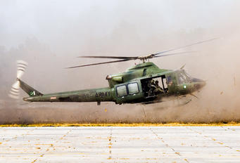 786-219 - Pakistan - Army Bell 412EP