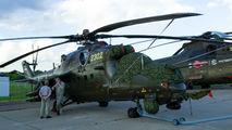 2302 - Russia - Air Force Mil Mi-35M aircraft