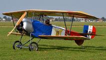 OM-M417 - Private Nieuport 11 Bebe (replica) aircraft