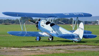 SP-APD - Aeroklub Podkarpacki Polikarpov PO-2 / CSS-13