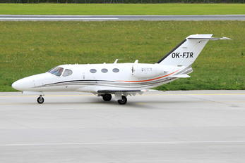 OK-FTR - CTR Holding Cessna 510 Citation Mustang