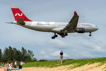 VP-BYU - Nordwind Airlines Airbus A330-200