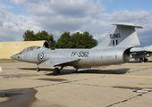 5961 - Greece - Hellenic Air Force Lockheed TF-104G Starfighter aircraft
