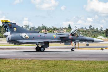 FAC3060 - Colombia - Air Force Israel IAI Kfir C10