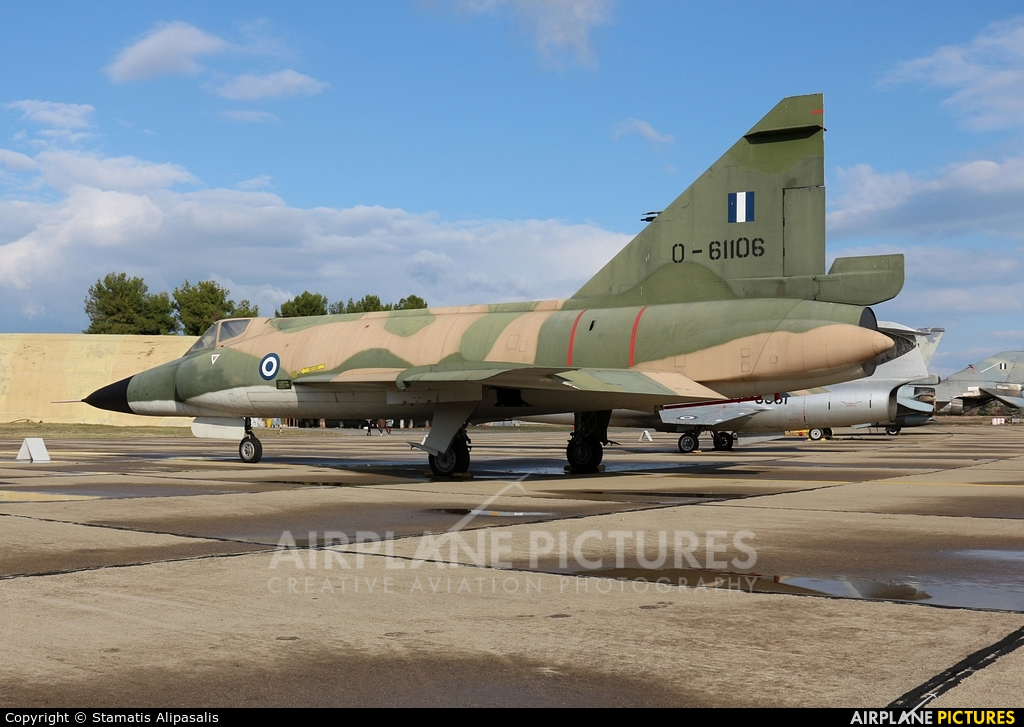 Greece - Hellenic Air Force 0-61106 aircraft at Tanagra
