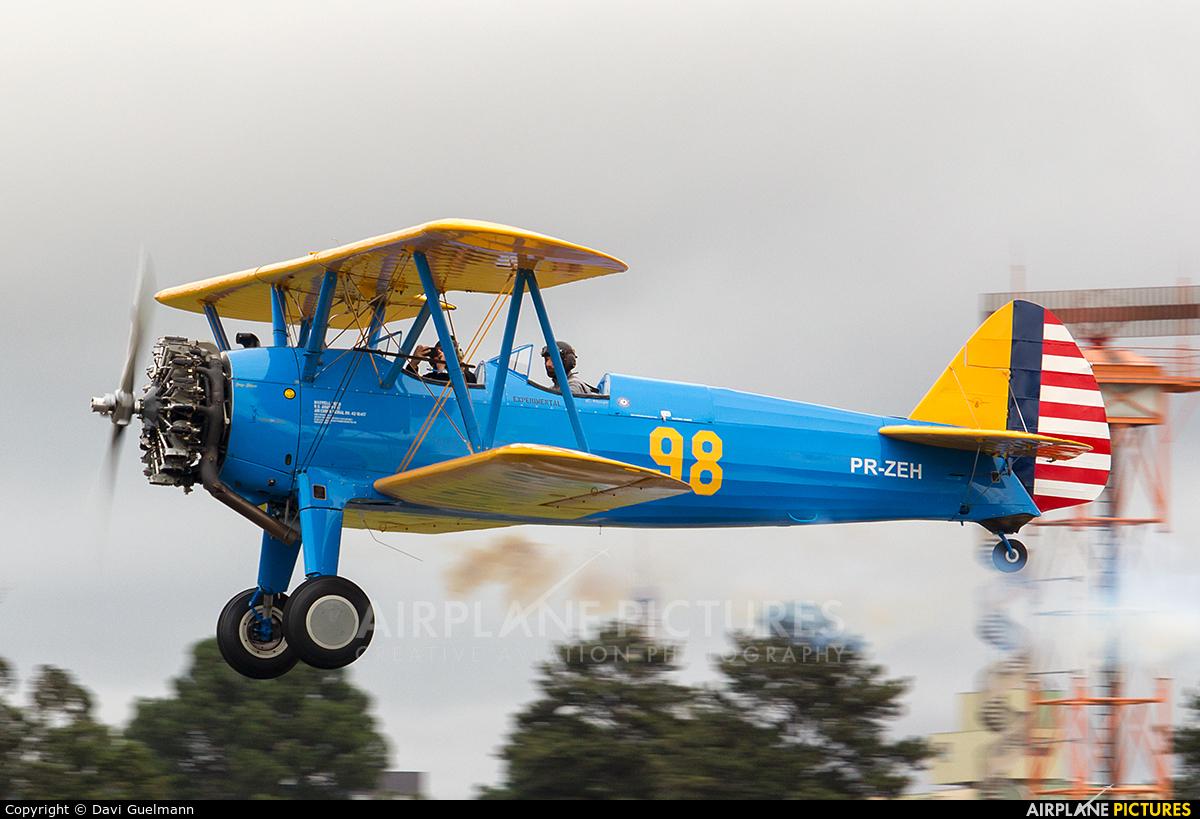 Private PR-ZEH aircraft at Curitiba - Bacacheri