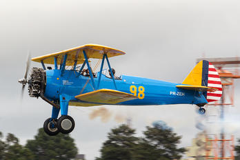 PR-ZEH - Private Boeing Stearman, Kaydet (all models)