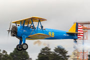 PR-ZEH - Private Boeing Stearman, Kaydet (all models) aircraft
