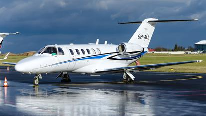9H-ALL - Lux Wing Group Cessna 525A Citation CJ2