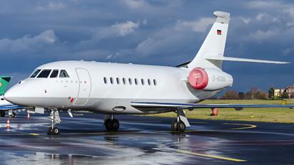 D-BONN - Private Dassault Falcon 2000LX