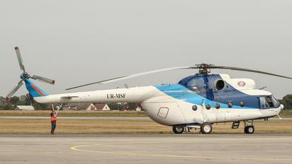 UR-MSF - Motor Sich Mil Mi-8MSB