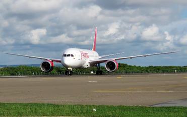 N795AV - Avianca Boeing 787-8 Dreamliner