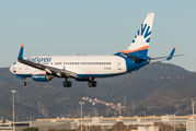 D-ASXC - SunExpress Germany Boeing 737-800 aircraft