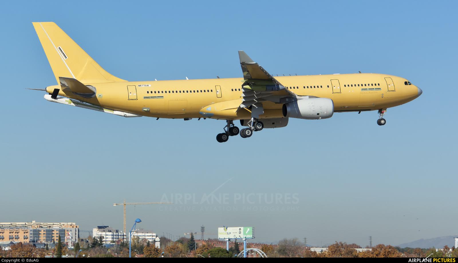 Airbus Military MRTT041 aircraft at Madrid - Getafe