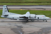 714 - Singapore - Air Force Fokker 50 aircraft