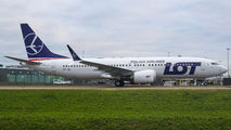 SP-LVA - LOT - Polish Airlines Boeing 737-8 MAX aircraft