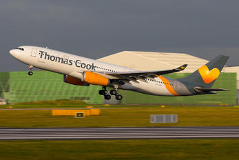 OY-VKF - Thomas Cook Scandinavia Airbus A330-200