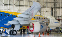 Embraer E190-E2 arrived to Mexico for presentation with Aeromexico title=