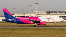 HA-LWD - Wizz Air Airbus A320 aircraft
