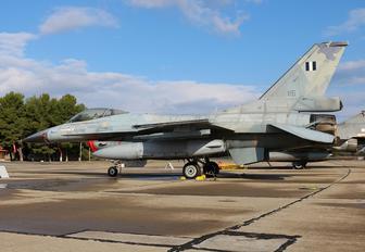 115 - Greece - Hellenic Air Force General Dynamics F-16CJ Fighting Falcon