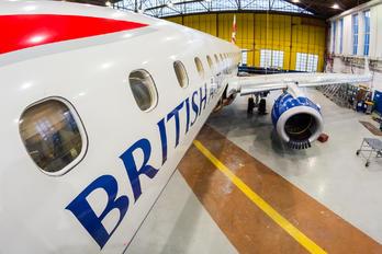 G-LCYK - British Airways - City Flyer Embraer ERJ-190 (190-100)