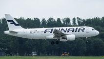 OH-LXB - Finnair Airbus A320 aircraft