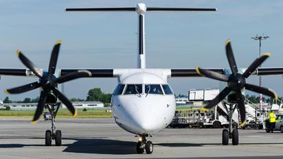 LN-WDH - Widerøe de Havilland Canada DHC-8-400Q / Bombardier Q400