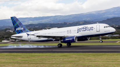N768JB - JetBlue Airways Airbus A320