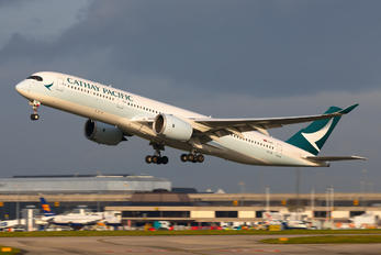 B-LRL - Cathay Pacific Airbus A350-900