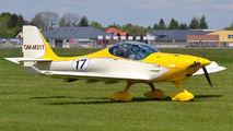 OM-M217 - Private Polaris FK 14 B2  aircraft