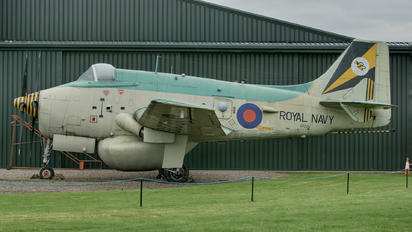 XP226 - Royal Navy Fairey Gannet AEW.3